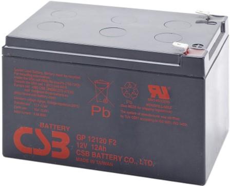Акумуляторна батарея CSB GP12120