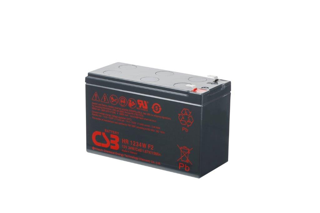 Акумуляторная батарея CSB HR1234W