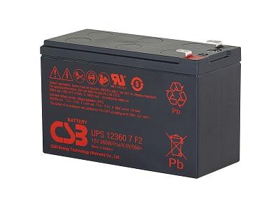 Акумуляторная батарея CSB UPS123607