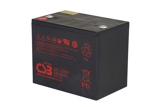 Акумуляторна батарея CSB  GPL12800