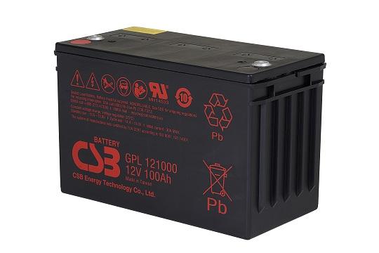 Акумуляторна батарея CSB GPL121000